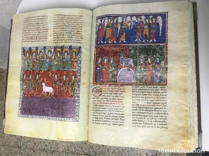 Libros antiguos: Beato del Monasterio de las Huelgas. Morgan Ms M.429 Scriptorium - Foto 9 - 104472747