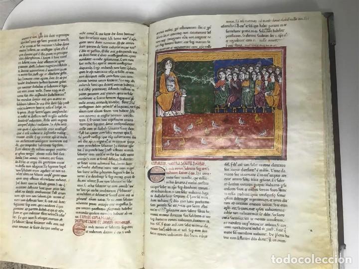 Libros antiguos: Beato del Monasterio de las Huelgas. Morgan Ms M.429 Scriptorium - Foto 14 - 104472747