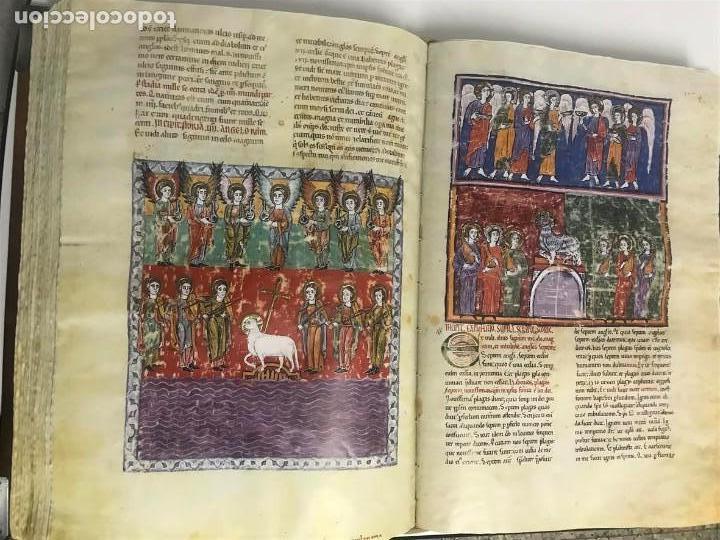 Libros antiguos: Beato del Monasterio de las Huelgas. Morgan Ms M.429 Scriptorium - Foto 15 - 104472747