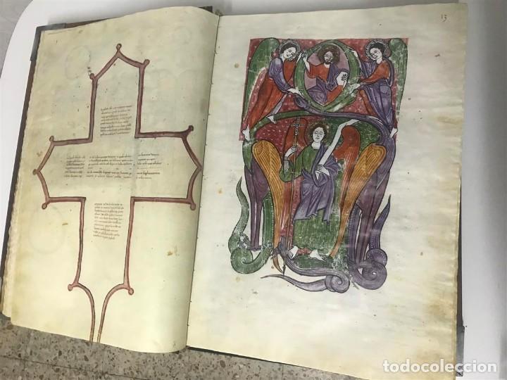 Libros antiguos: Beato del Monasterio de las Huelgas. Morgan Ms M.429 Scriptorium - Foto 23 - 104472747