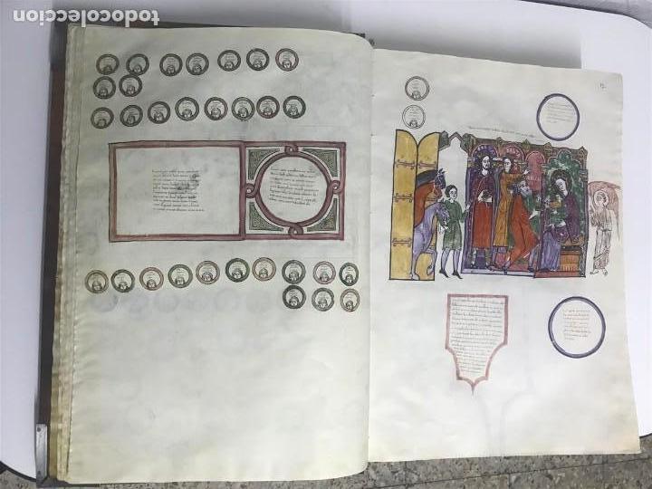 Libros antiguos: Beato del Monasterio de las Huelgas. Morgan Ms M.429 Scriptorium - Foto 24 - 104472747