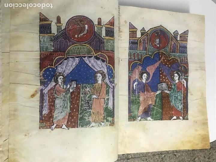 Libros antiguos: Beato del Monasterio de las Huelgas. Morgan Ms M.429 Scriptorium - Foto 30 - 104472747