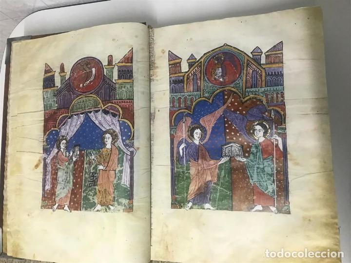 Libros antiguos: Beato del Monasterio de las Huelgas. Morgan Ms M.429 Scriptorium - Foto 31 - 104472747