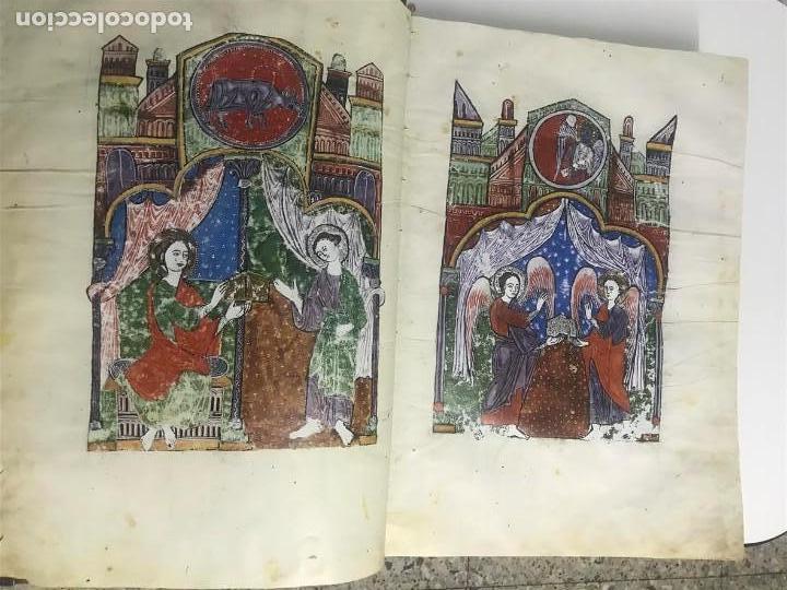 Libros antiguos: Beato del Monasterio de las Huelgas. Morgan Ms M.429 Scriptorium - Foto 32 - 104472747