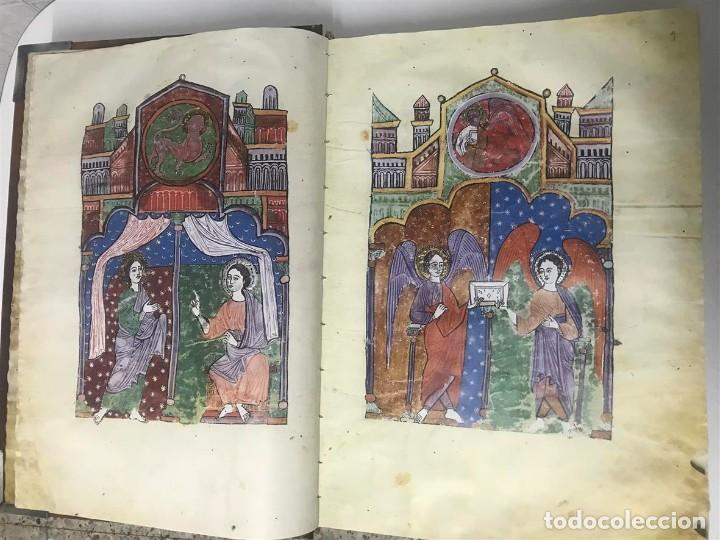 Libros antiguos: Beato del Monasterio de las Huelgas. Morgan Ms M.429 Scriptorium - Foto 33 - 104472747