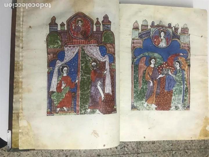 Libros antiguos: Beato del Monasterio de las Huelgas. Morgan Ms M.429 Scriptorium - Foto 34 - 104472747