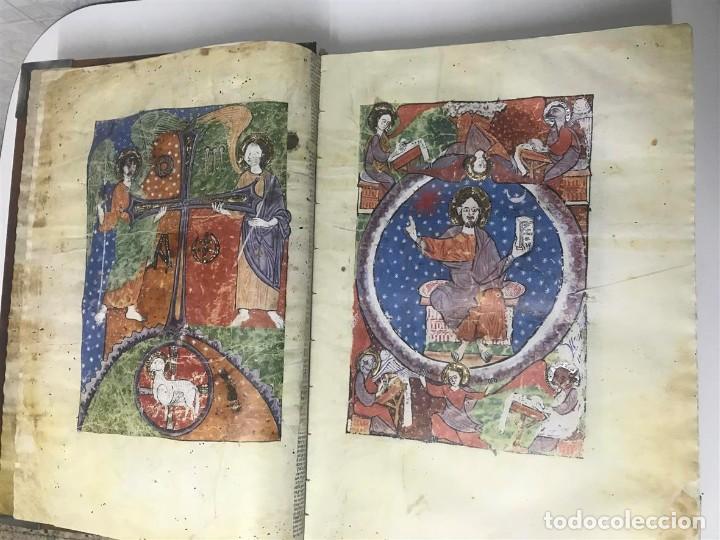 Libros antiguos: Beato del Monasterio de las Huelgas. Morgan Ms M.429 Scriptorium - Foto 35 - 104472747