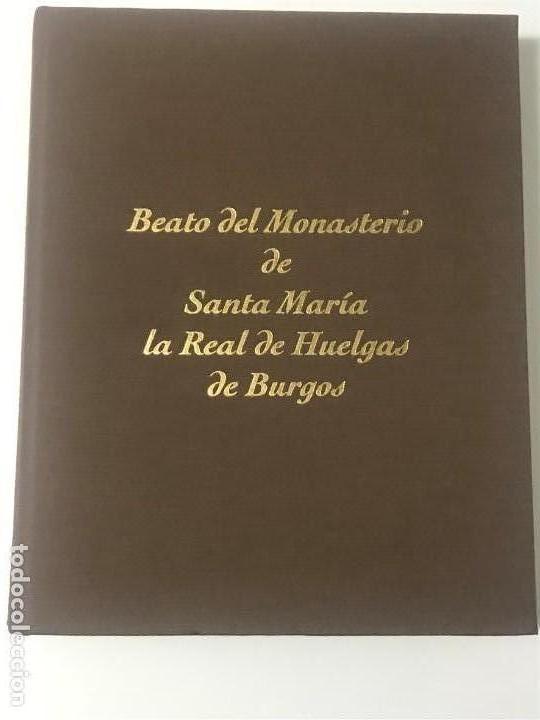 Libros antiguos: Beato del Monasterio de las Huelgas. Morgan Ms M.429 Scriptorium - Foto 37 - 104472747