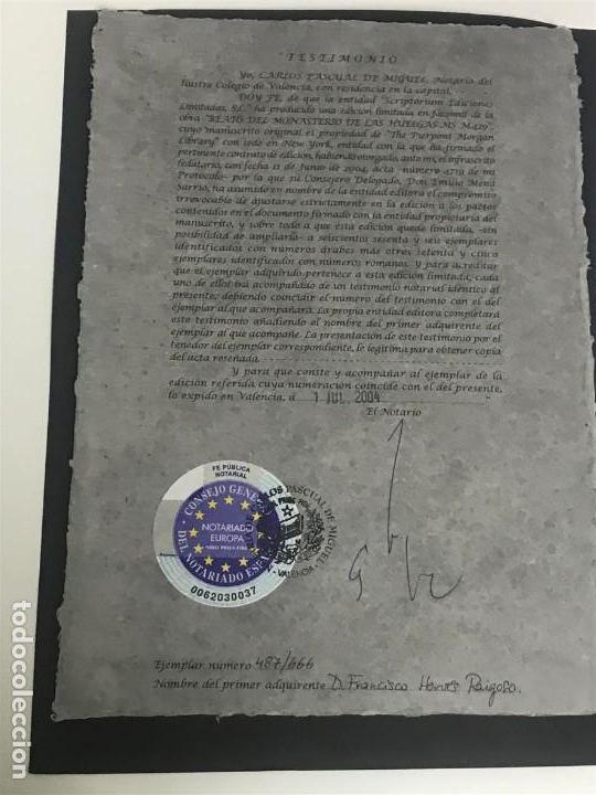 Libros antiguos: Beato del Monasterio de las Huelgas. Morgan Ms M.429 Scriptorium - Foto 40 - 104472747
