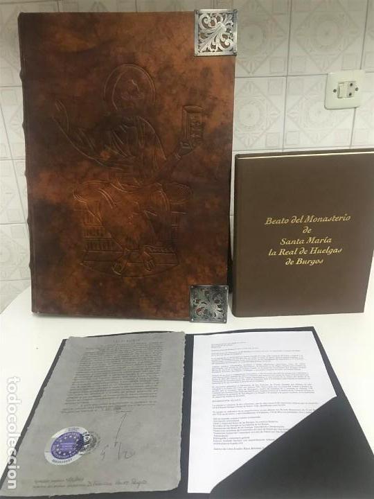 Libros antiguos: Beato del Monasterio de las Huelgas. Morgan Ms M.429 Scriptorium - Foto 41 - 104472747