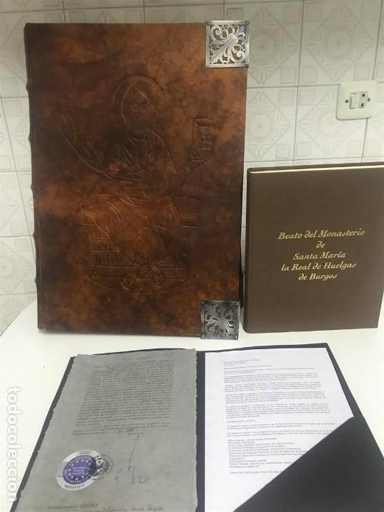 Libros antiguos: Beato del Monasterio de las Huelgas. Morgan Ms M.429 Scriptorium - Foto 42 - 104472747