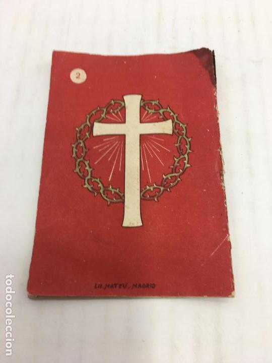 Libros antiguos: VIDA DE LA VIRGEN - COLECCIÓN FLORES CELESTES Nº 2 - S.CALLEJA - MADRID - 1915 - Foto 5 - 104693755