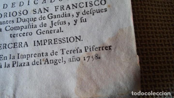 Libros antiguos: LIBRO 1758 - DISCURSOS ESPIRITUALES SOBRE LOS ASSUMPTOS MAS IMPORTANTES VIDA CHRISTIANA - VER FOTOS - Foto 2 - 104914587