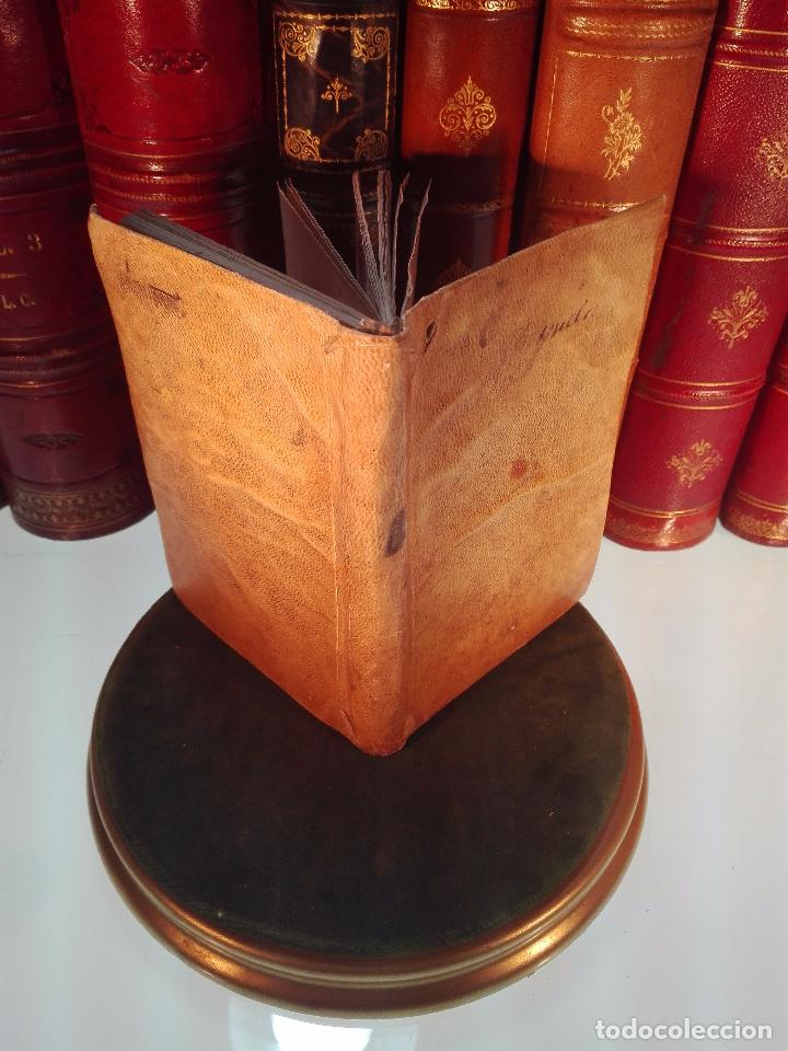 Libros antiguos: REFLEXIONES SOBRE LA LETRILLA, QUE LLEVABA LA SANTA MADRE TERESA DE JESUS - D. GASPAR PEREZ GOMEZ - - Foto 2 - 105066731