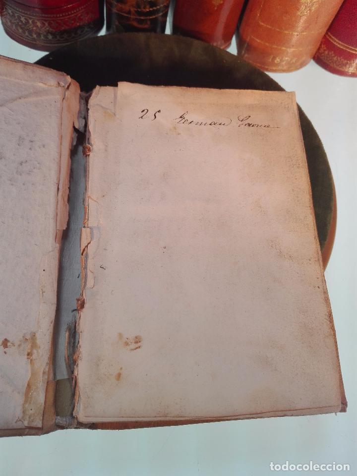 Libros antiguos: REFLEXIONES SOBRE LA LETRILLA, QUE LLEVABA LA SANTA MADRE TERESA DE JESUS - D. GASPAR PEREZ GOMEZ - - Foto 3 - 105066731