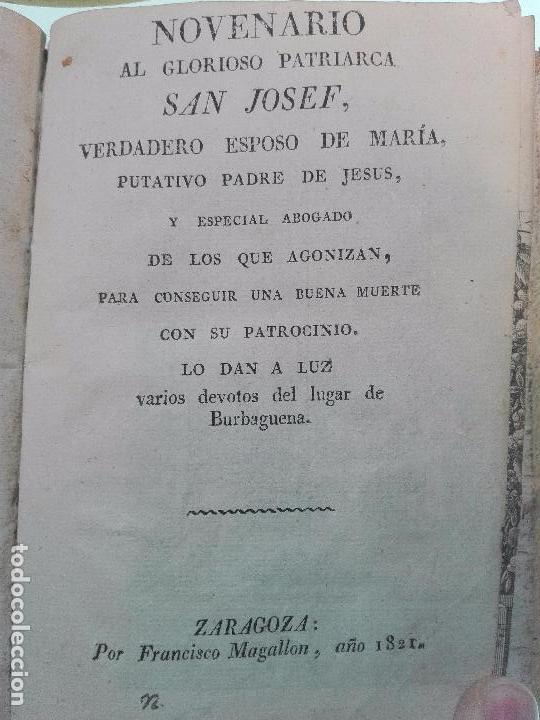 Libros antiguos: REFLEXIONES SOBRE LA LETRILLA, QUE LLEVABA LA SANTA MADRE TERESA DE JESUS - D. GASPAR PEREZ GOMEZ - - Foto 9 - 105066731