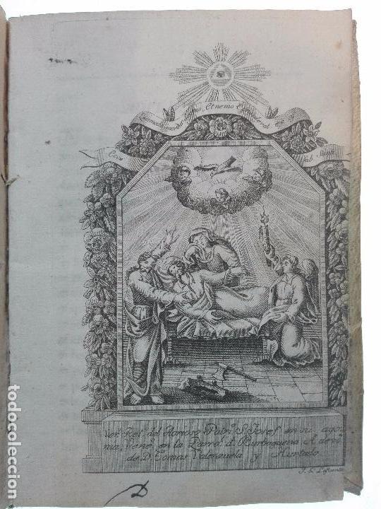 Libros antiguos: REFLEXIONES SOBRE LA LETRILLA, QUE LLEVABA LA SANTA MADRE TERESA DE JESUS - D. GASPAR PEREZ GOMEZ - - Foto 10 - 105066731