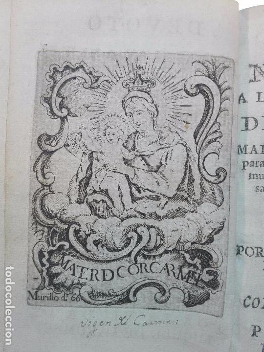 Libros antiguos: REFLEXIONES SOBRE LA LETRILLA, QUE LLEVABA LA SANTA MADRE TERESA DE JESUS - D. GASPAR PEREZ GOMEZ - - Foto 13 - 105066731