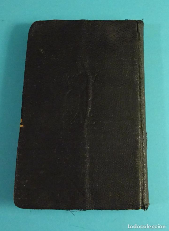 Libros antiguos: MANUAL LITÚRGICO SEMANA SANTA. P. ANDRÉS DE ASCONDO, S.J. - Foto 4 - 105175259