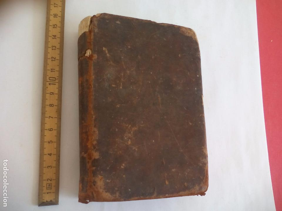 Libros antiguos: Libro de la Oración y Meditación del venerable Padre Maestro Fray Luis de Granada.1766.imp. Piferrer - Foto 2 - 105332939