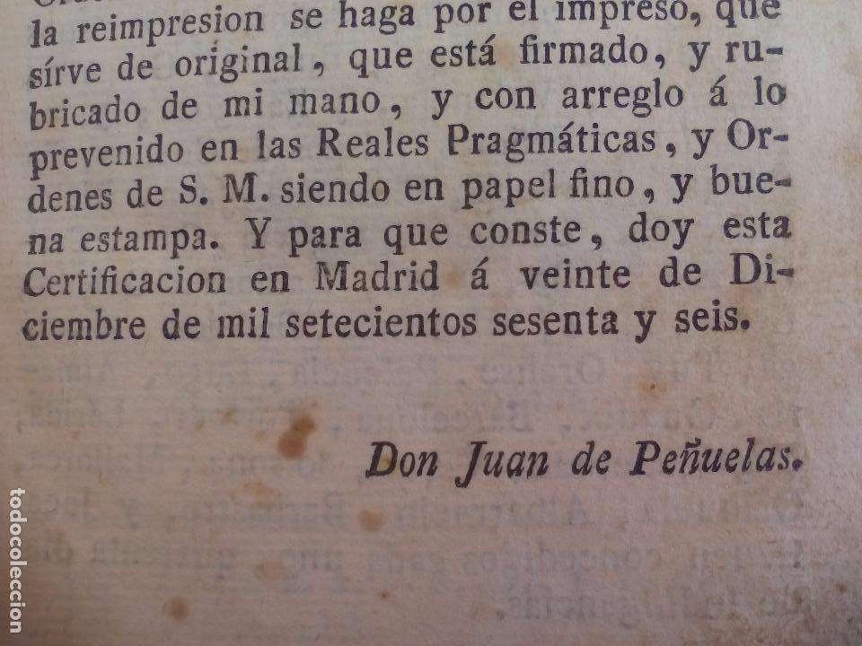 Libros antiguos: Libro de la Oración y Meditación del venerable Padre Maestro Fray Luis de Granada.1766.imp. Piferrer - Foto 9 - 105332939