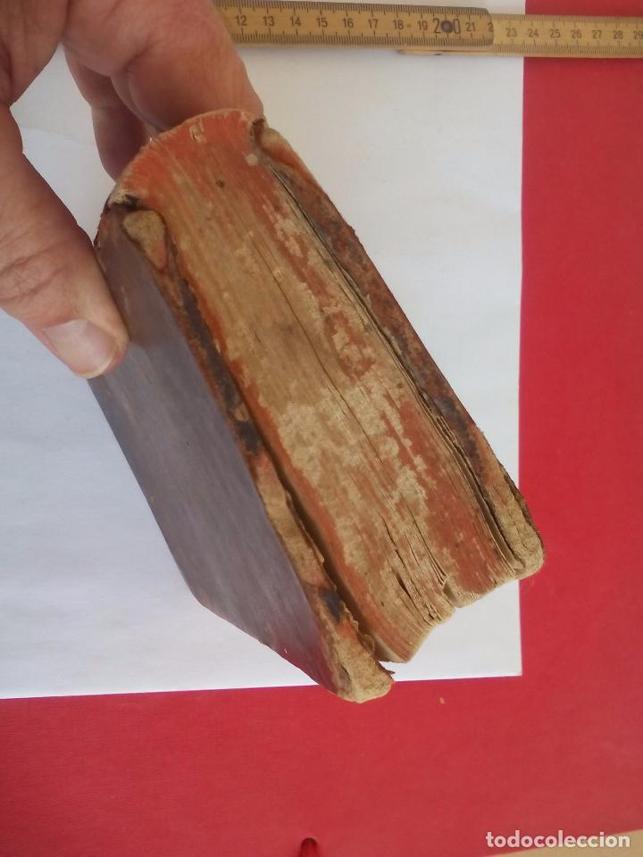 Libros antiguos: Libro de la Oración y Meditación del venerable Padre Maestro Fray Luis de Granada.1766.imp. Piferrer - Foto 16 - 105332939