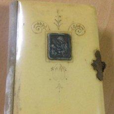 Libros antiguos: ANTIGUO DEVOCIONARIO LIBRITO RELIGIOSO BERNADAS Y MIR BARCELONA 1927. Lote 105715071
