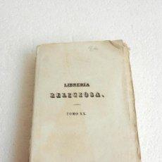 Libros antiguos: TRATADO DE LAS NOTAS DE LA IGLESIA CON PASAJES HISTORICOS D. MARIO AUBERT LIB. RELIGIOSA 1850.. Lote 105766991