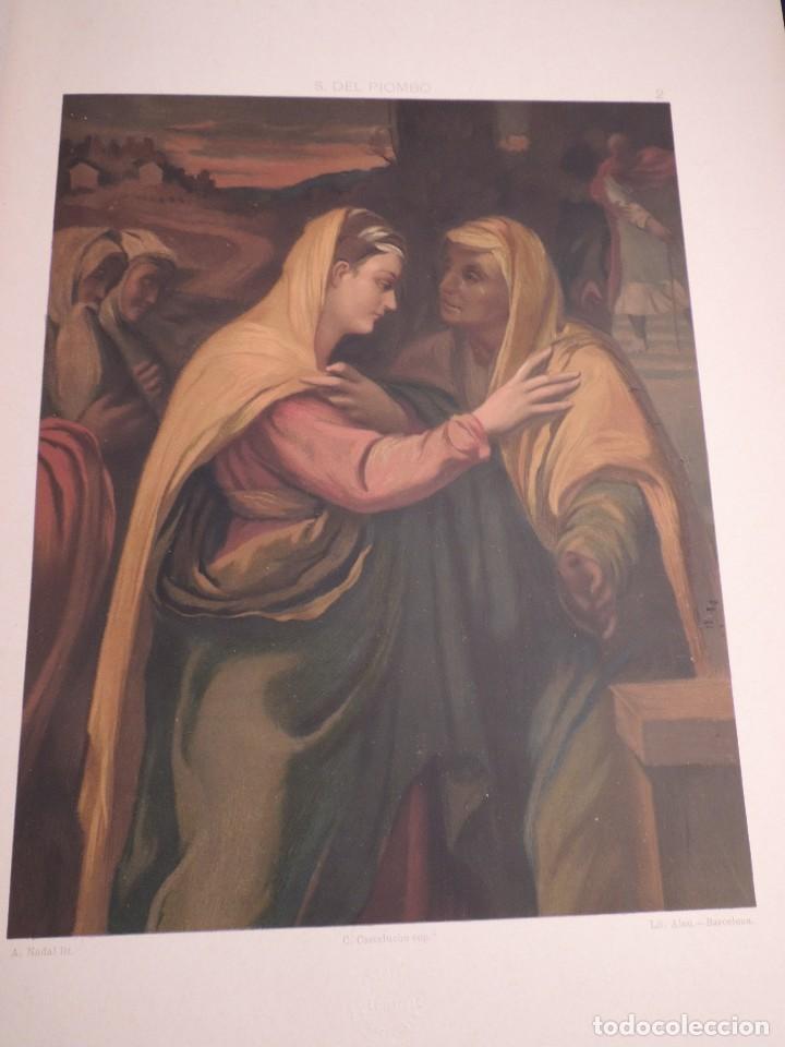 Libros antiguos: LIBRO LA CRISTIADA VIDA DE JESUS POR DIEGO DE HOJEDA 1896 - Foto 5 - 105834599