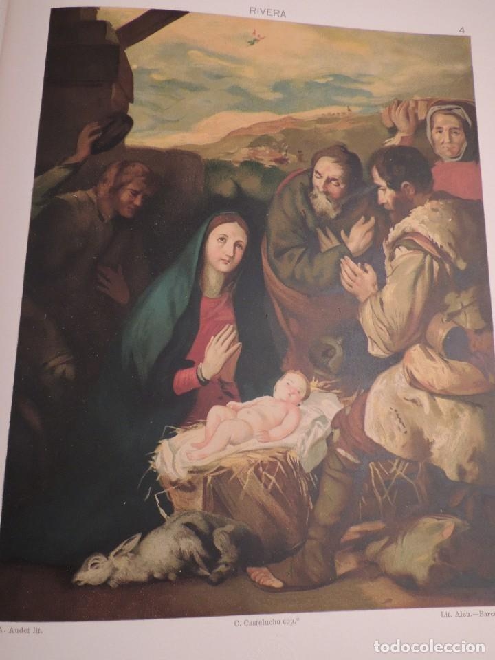 Libros antiguos: LIBRO LA CRISTIADA VIDA DE JESUS POR DIEGO DE HOJEDA 1896 - Foto 7 - 105834599