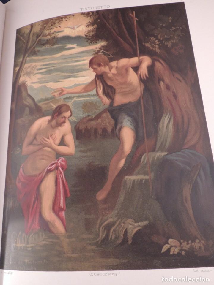 Libros antiguos: LIBRO LA CRISTIADA VIDA DE JESUS POR DIEGO DE HOJEDA 1896 - Foto 8 - 105834599