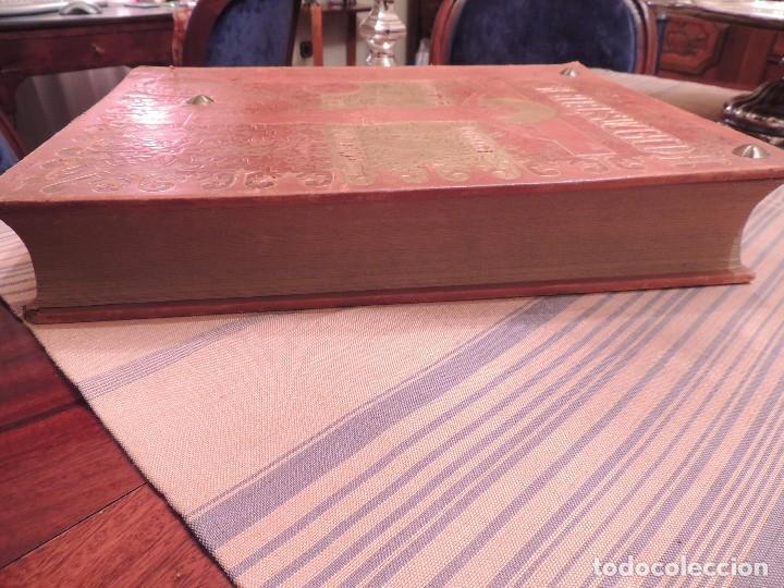 Libros antiguos: LIBRO LA CRISTIADA VIDA DE JESUS POR DIEGO DE HOJEDA 1896 - Foto 12 - 105834599