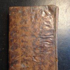 Libros antiguos: LIBRO EUSTAQUIO O LA RELIGIÓN LAUREADA POR ANTONIO MONTIEL AÑO1796. Lote 105881384