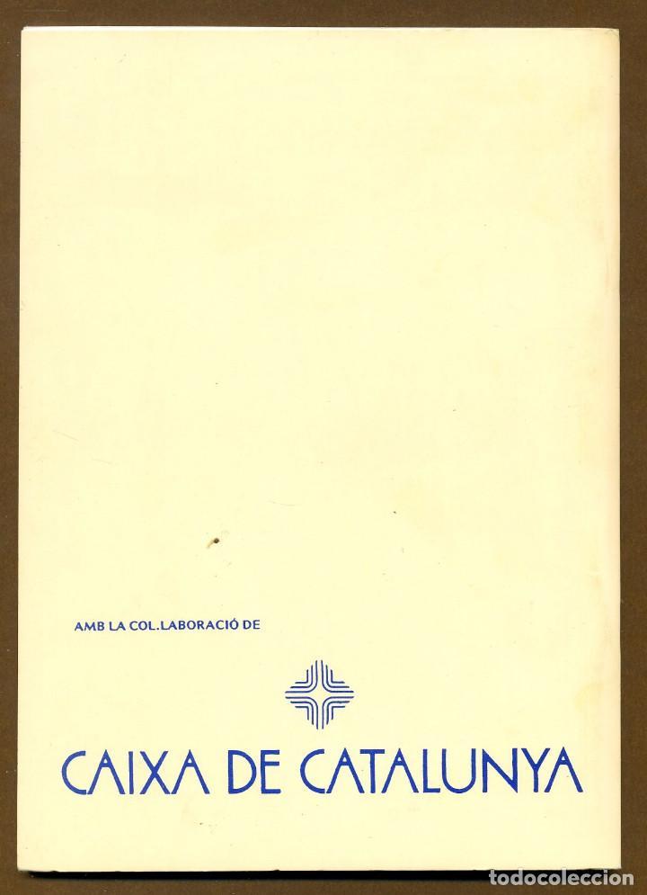 Libros antiguos: VILADORDIS MIL.LENÀRIA I EL PELEGRÌ - IGNASI DE LOIOLA - Foto 2 - 105970019