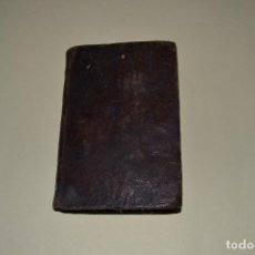 Libros antiguos: SERMONES VARIOS TOMO IV -1800. Lote 106026195