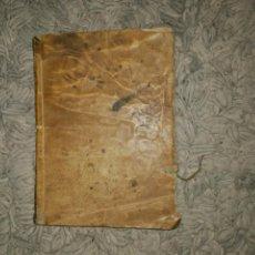 Libros antiguos: QUADERNO Y RECOPILACIÓN DE LAS PRECES, ANTIPHONAS, PSALMOS Y ORACIONES... SEVILLA 1779 PERGAMINO. Lote 106094983