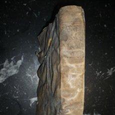 Libros antiguos: MORALIS THOMAE AQUINATIS LUDOVICO BANCEL 1758 VENETIIS TOMO 2º. Lote 106795807