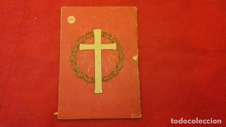 Libros antiguos: LIBRILLO CALLEJA, SAN VICENTE DE PAUL, FLORES CELESTES, VIDA DE SANTA LIBRADA AÑO 1876 - 32 PG - Foto 4 - 106963311