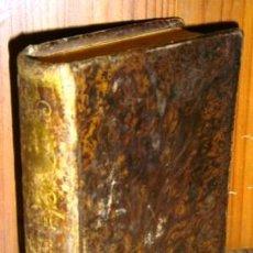 Libri antichi: GUÍA DE PECADORES TOMO 1 POR FRAY LUIS DE GRANADA DE LIB. RELIGIOSA DE PABLO RIERA EN BARCELONA 1851. Lote 107255315