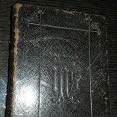 Libros antiguos: OFFICIUM HEBDOMADAE SANCTAE ET OCTAVAE PASCHATIS. AÑO 1899. Lote 107418115