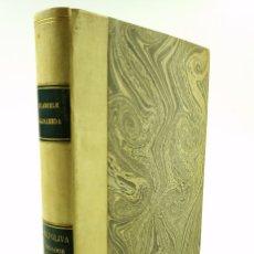 Libros antiguos: L'ABAT OLIVA FUNDADOR DE MONTSERRAT, DON A. M. ALBAREDA, 1931, MONESTIR DE MONTSERRAT. 17,5X23,5CM. Lote 107562627
