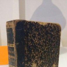 Libros antiguos: PORTENTOSA VIDA Y ADMIRABLE DE SAN FRANCISCO DE PAULA. VALENCIA. IMPRENTA ORTEGA. 1875. GRABADO.. Lote 107630907