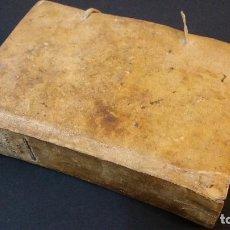 Libros antiguos: 1782 - AÑO CRISTIANO O EXERCICIOS DEVOTOS PARA TODOS LOS DÍAS DEL AÑO: MAYO. Lote 107683599