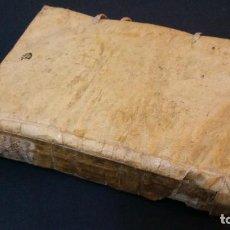 Libros antiguos: 1782 - AÑO CRISTIANO O EXERCICIOS DEVOTOS PARA TODOS LOS DÍAS DEL AÑO: ABRIL. Lote 107683751