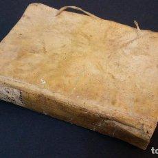 Libros antiguos: 1782 - AÑO CRISTIANO O EXERCICIOS DEVOTOS PARA TODOS LOS DÍAS DEL AÑO: ENERO. Lote 107683979
