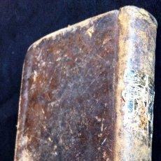 Libros antiguos: 1819 - EMBARAZADAS - DEVOCIONARIO - UNICO E INTERESANTE - MISCELANEA ESPIRITUAL - FAMILIA 402 PG. Lote 57698971