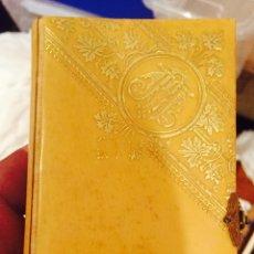 Libros antiguos: BONITO MISAL OFICIO DE DOMINGO 1897 PERFECTO ESTADO. Lote 107860216