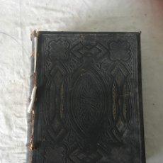 Alte Bücher - THE HOLY BIBLE. BIBLIA ANTIGUA CON ILUSTRACIONES A COLOR - 107900059