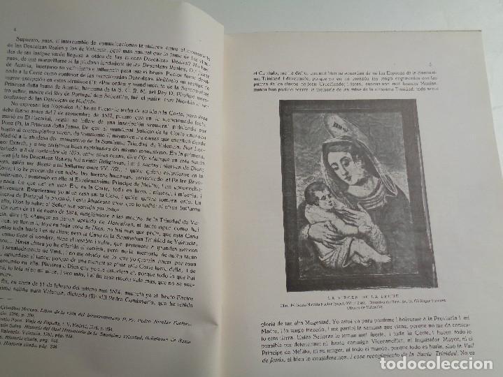 Libros antiguos: EL BEATO NICOLAS FACTOR EN LAS DESCALZAS REALES DE MADRID.-766 - Foto 2 - 108601823