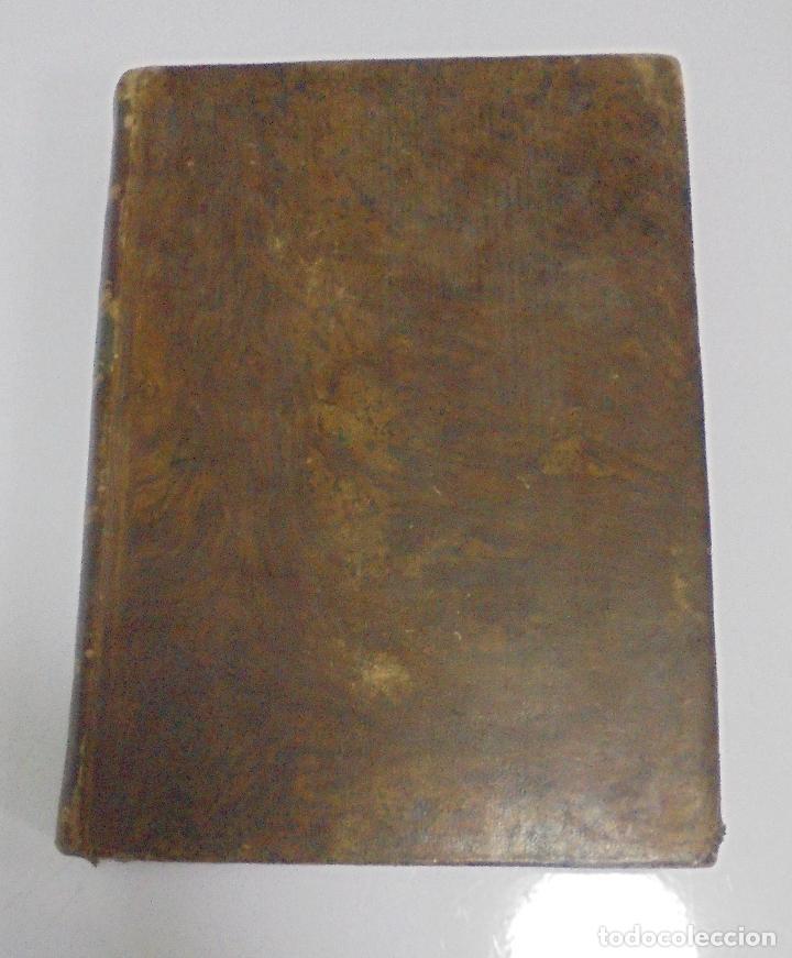 Libros antiguos: AÑO CRISTIANO. JUAN CROISSET. ABRIL. MADRID 1818. IMPRENTA DE LA REAL COMPAÑIA. 568 PAG - Foto 2 - 108974939